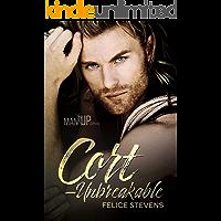 Cort—Unbreakable (Man Up Book 4)