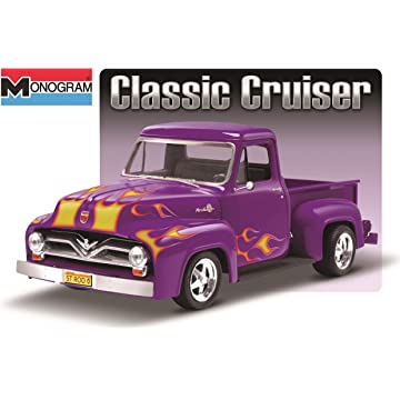 Revell 55 Ford F-100 Street Rod