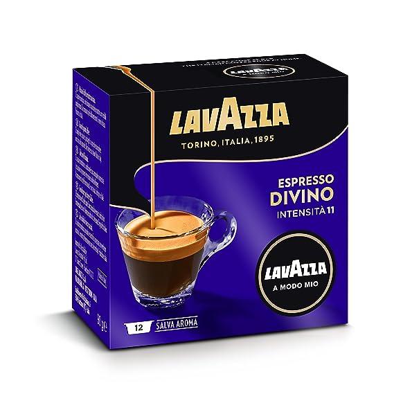 Lavazza a Modo Mio, Cápsulas de café (Divino) - 5 de 12 cápsulas