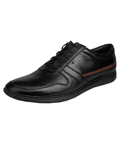 7ae3b2c6a OverDrive Black Mens Formal Cum Casual Shoe  Buy Online at Low ...