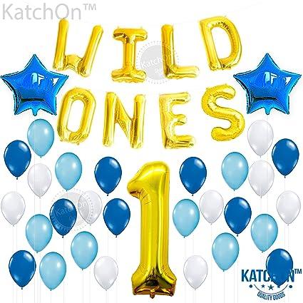 WILD ONES BIRTHDAY DECORATION KIT