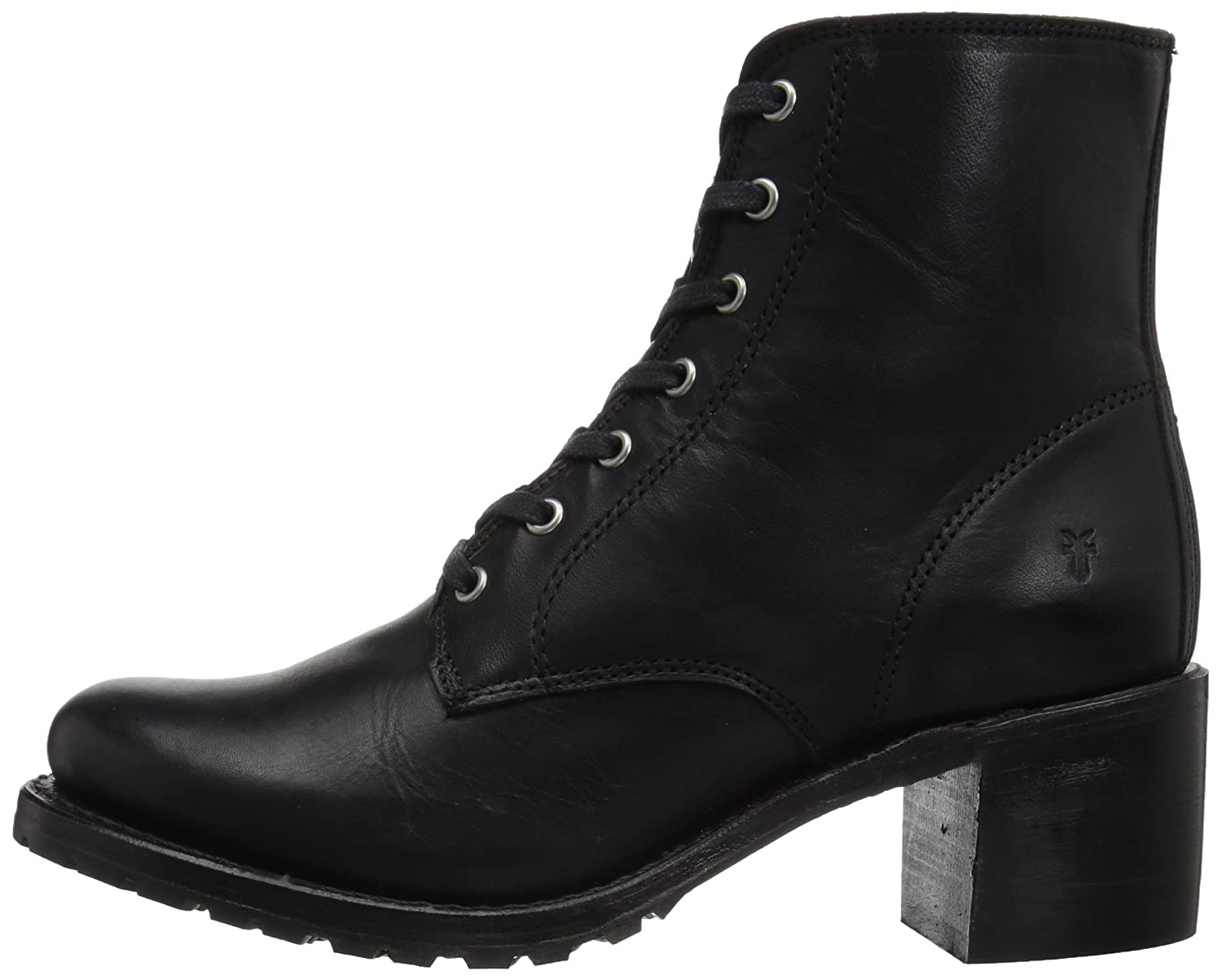 FRYE up Women's Sabrina 6g Lace up FRYE Boot B06X8WMLV4 9 B(M) US|Black d253ae