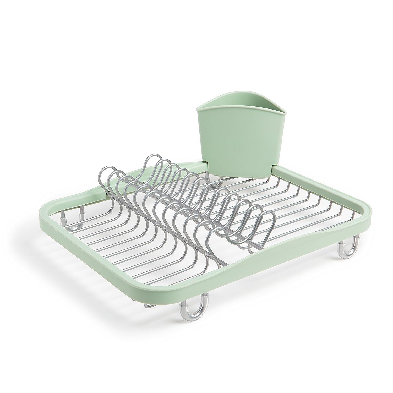 Kitchen Dish Rack Amazoncom Umbra Sinkin In Sink Dish Rack Mint