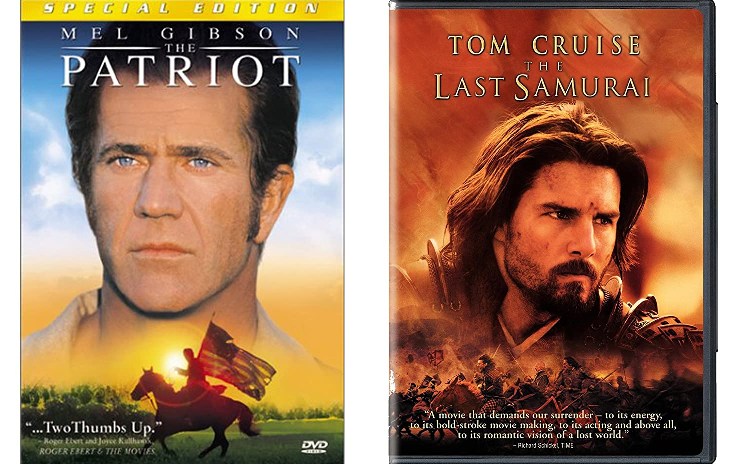 the patriot movie characters