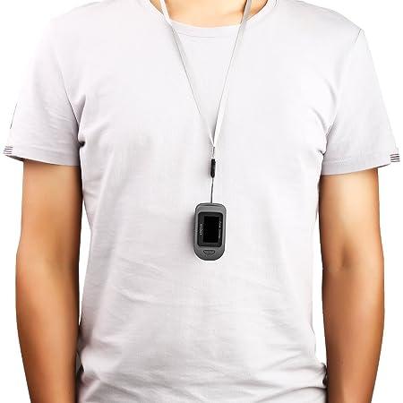 hylogy oxímetro de pulso, Digital sangre de Sensor de Oxígeno y pulso Medidor de con gran pantalla OLED, avanzados funciones de desconexión automática, ...