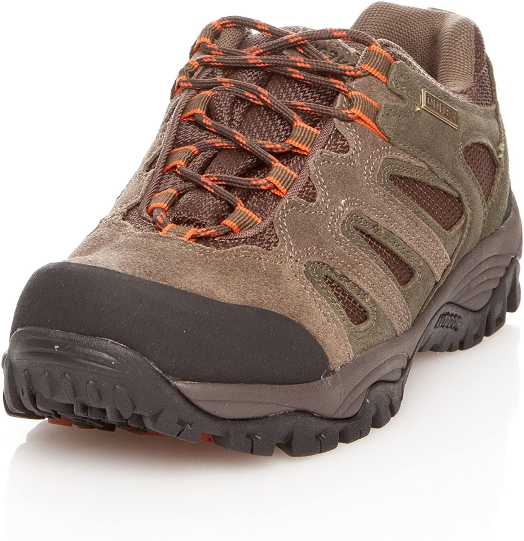 Praylas Zapatilla Trekking Somormujo Marrón/Kaki 40: Amazon.es: Zapatos y complementos