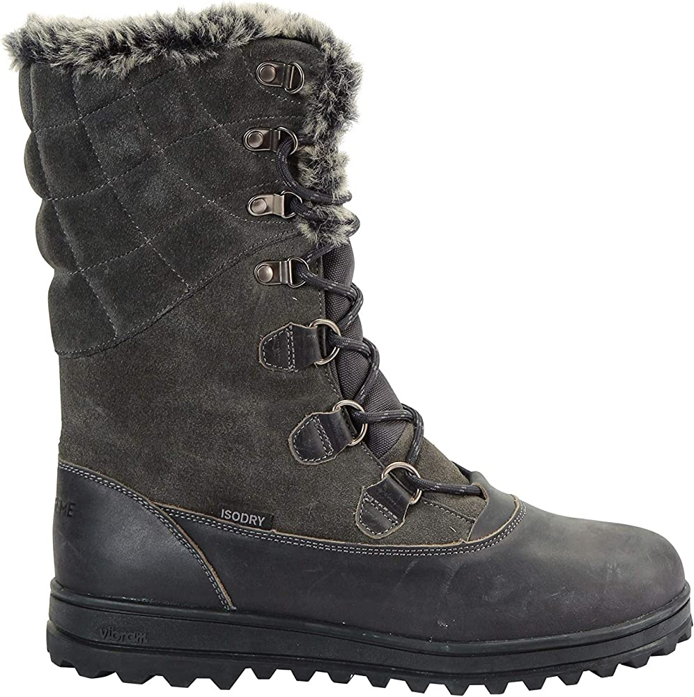 Size UK 7 HI-TEC NEW MOON EU 40. Ladies Insulated Winter // Walking Boots
