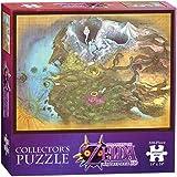 Together + - JDPNIN011 - Zelda - Puzzle - The Legend Of Zelda Majora's Mask - Termina Map