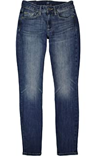 c59e6f8bbb38b Amazon.com: GAP Womens Blue Denim 1969 Authentic True Skinny Jeans ...