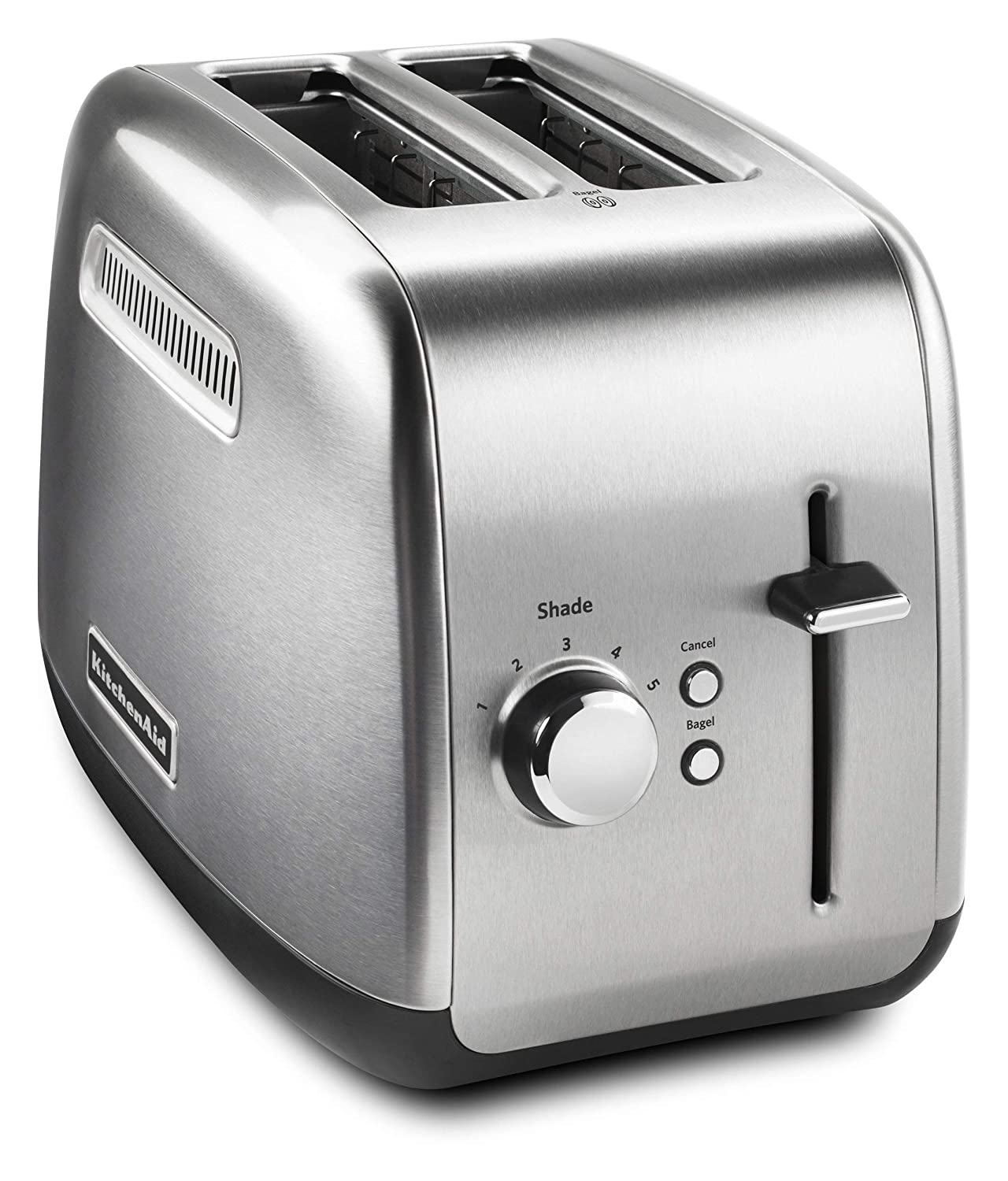 KitchenAid KMT2115SX Stainless Steel Toaster, Brushed Stainless Steel (Certified Refurbished)