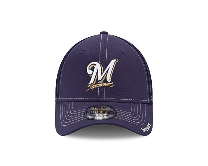 Amazon.com   New Era MLB Neo 39THIRTY Stretch Fit Cap   Sports   Outdoors edb378f05dd