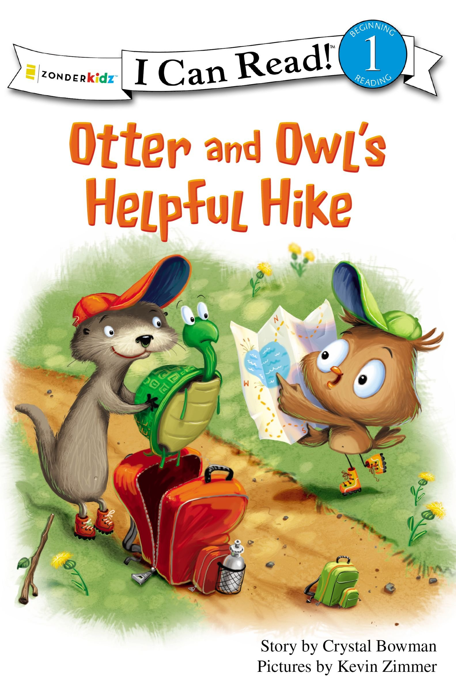 Read Online Otter and Owl's Helpful Hike (Otter and Owl Series) pdf