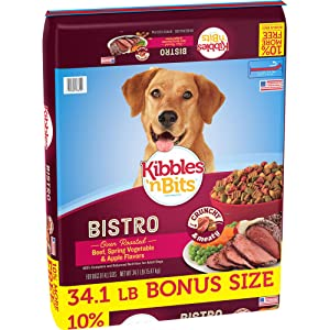 Kibbles 'n Bits Bistro Dry Dog Food