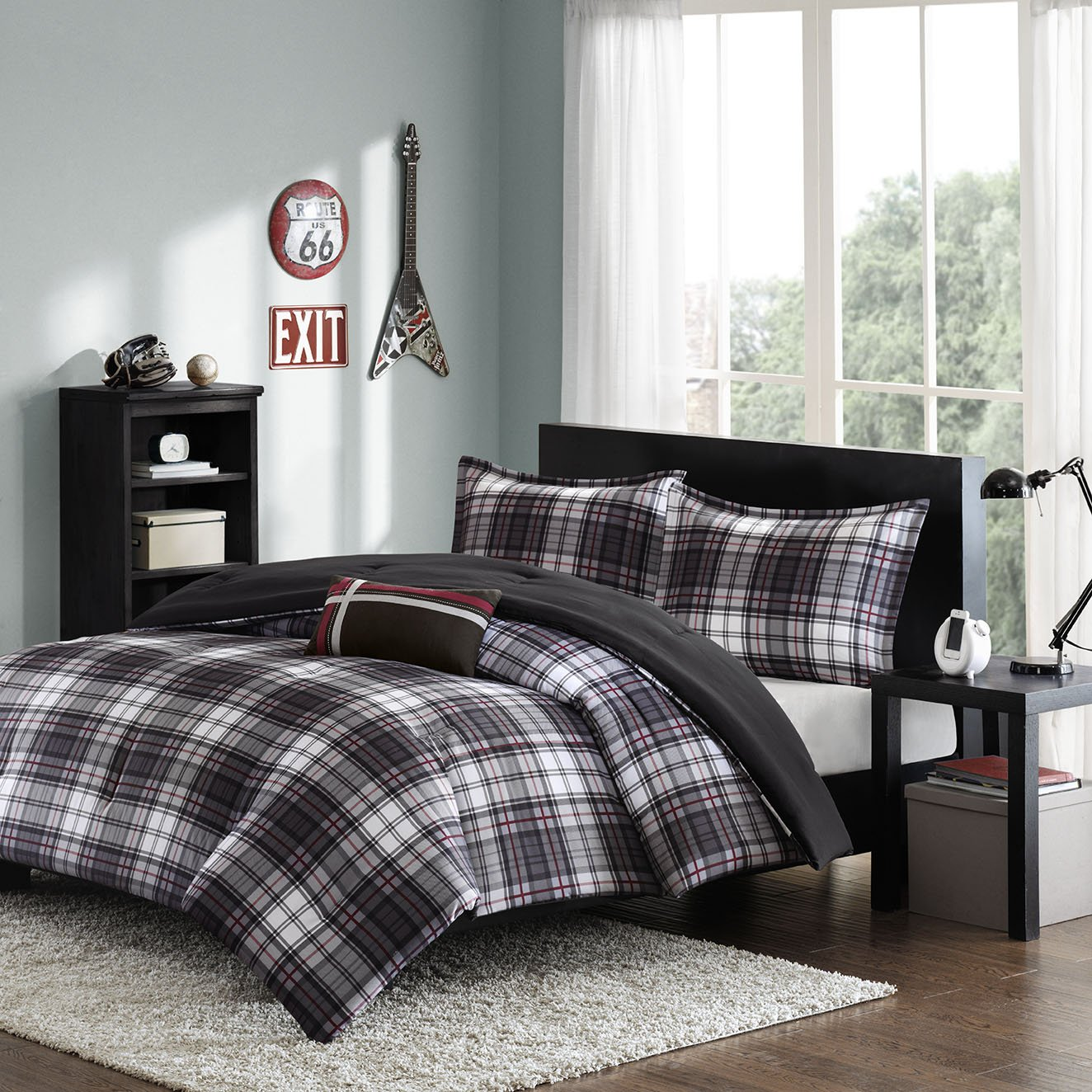 cover kirkland themed buffalo target scottish minis luxury ikea sheets plaid duvet with set sets men check checked tommy king mini home accessories decorating blue for tartan red bedrooms bedding comforter and ruta ideas bedroom gray review emmie