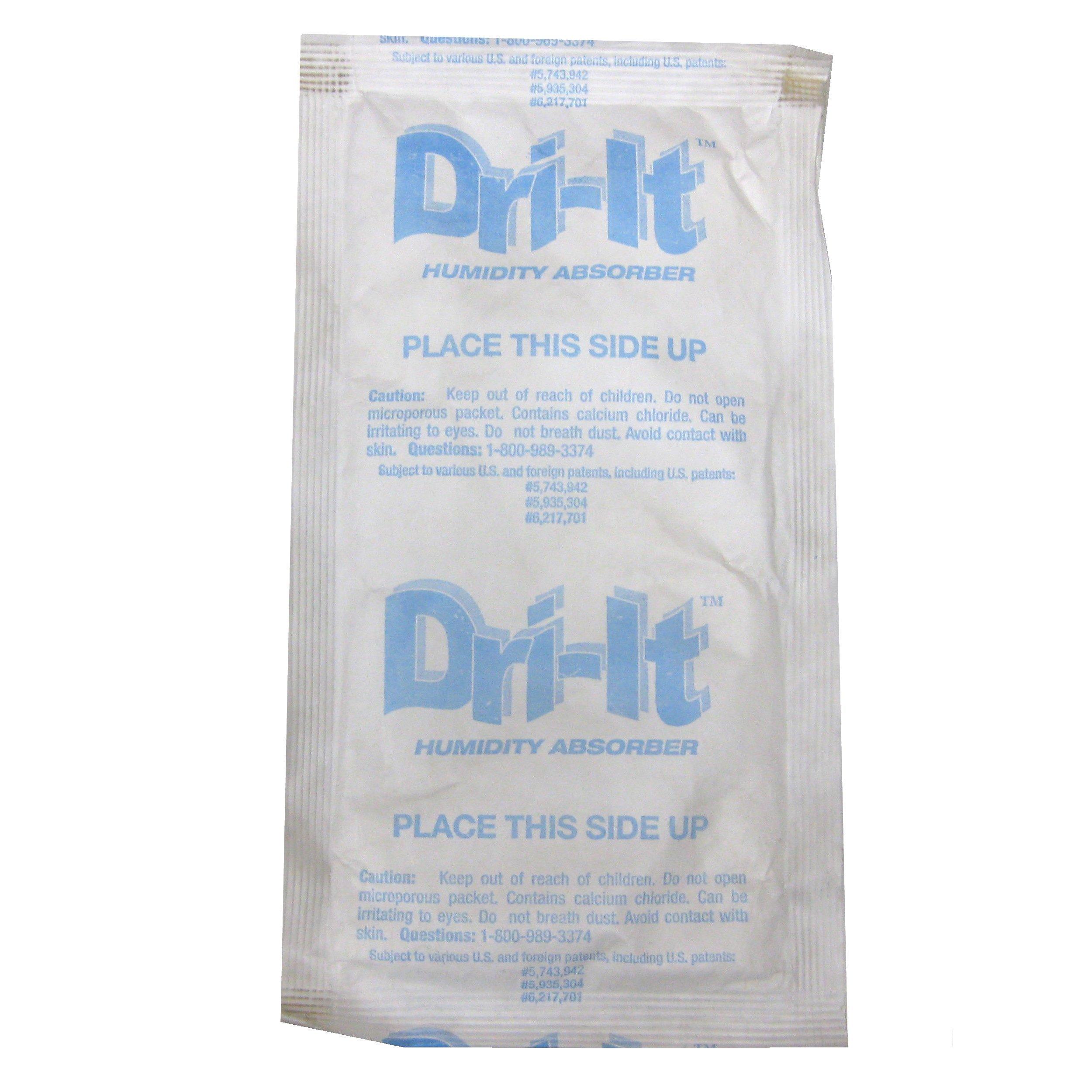 Dri-It CA-00-09 Moisture Absorber Single Packs (Carton of 32) by Dri-It