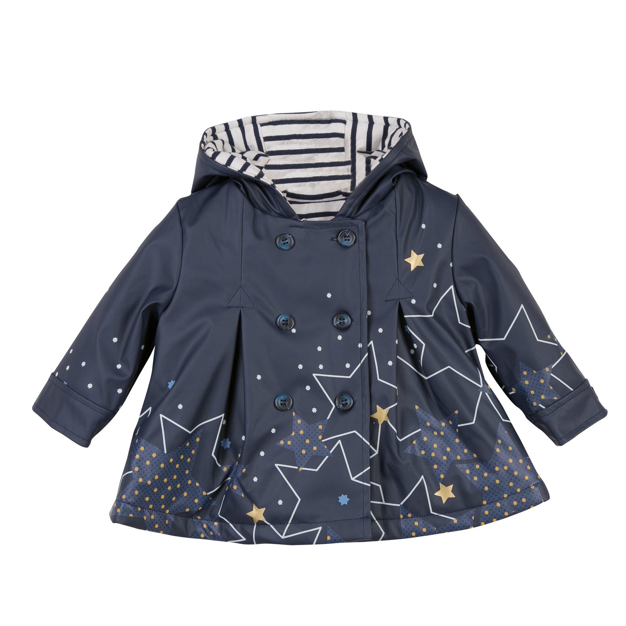 Catimini Printed Raincoat (12M)