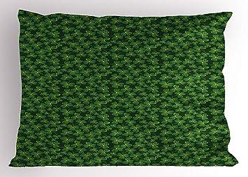 Amazon.com: TYANG - Funda de almohada con diseño de ...