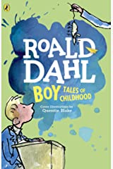Boy: Tales of Childhood Kindle Edition
