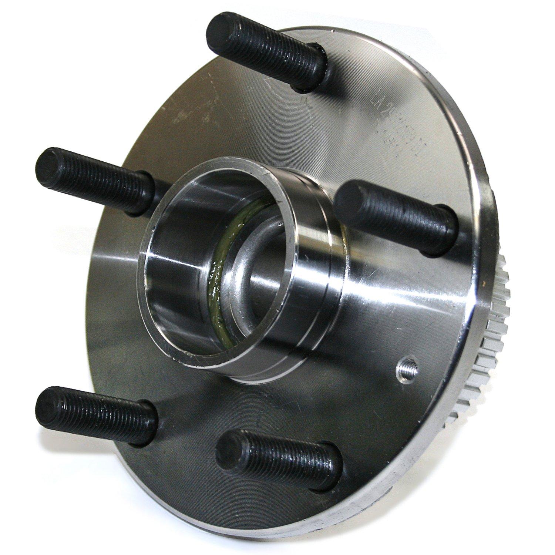 Bosch 34010917 QuietCast Premium Disc Brake Rotor For 2007-2013 Mazda CX-9; Rear