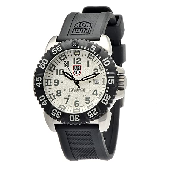 Luminox 3157 Navy Seal - Reloj luminiscente de hombre: Amazon.es: Relojes