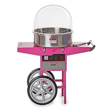 Pajoma 07752 Azúcar Eléctrica con campana y carro, resistencia de cuarzo: Amazon.es: Hogar