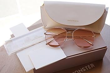 7df5616d455 Gentle Monster Sunglasses Odd Odd Silver Frame Pink Lenses With Origianl  Package Sets