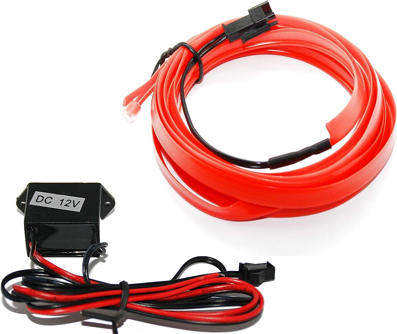 Led Mafia 1m 10 99 M 5m 3 59 M El Lichtleiste Ambientebeleuchtung Rot 1m 10 99 M Auto