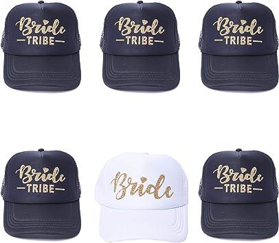 Paquete de 6 sombreros de fiesta para camiones de Bachelorette ...
