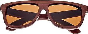 EARTH WOOD Imperial Wood Sunglasses Wayfarer