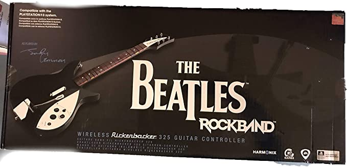 The Beatles: Rock Band Guitarra Rickenbacker 325: Amazon.es ...