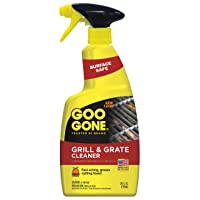 2. Goo Gone Grill & Grate Cleaner
