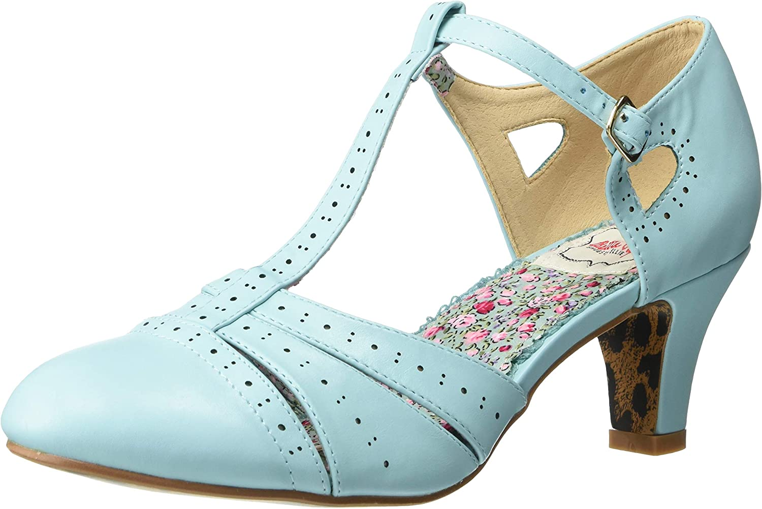 Bettie Page 2021new shipping Factory outlet free Women's Pump Bp250-maisie
