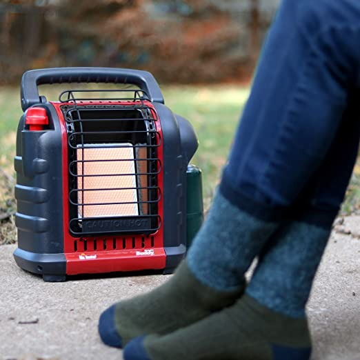 Mr. Heater MH9BX Portable Propane