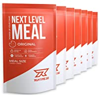 Runtime Next Level Meal Original - Full Meal Replacement for Long-Lasting Satiation, Energy, Concentration and Performance, with Vitamins and nutrients, 7X 150g