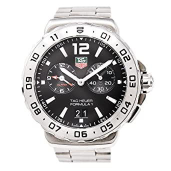 Tag Heuer Formula 1 Quartz Male Watch WAU111A (Certified Pre-Owned)