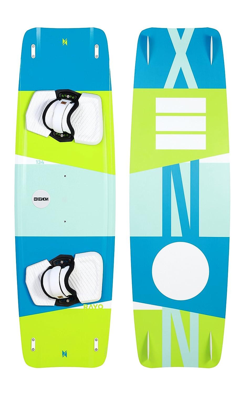 Xenonboards Rayo 2015 Kite Board Tabla de Kitesurf Multicolore Tabla de surf para al agua (130 x 40): Amazon.es: Deportes y aire libre