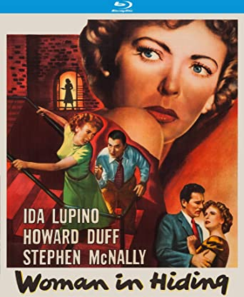Amazon com: Woman in Hiding [Blu-ray]: Ida Lupino, Howard