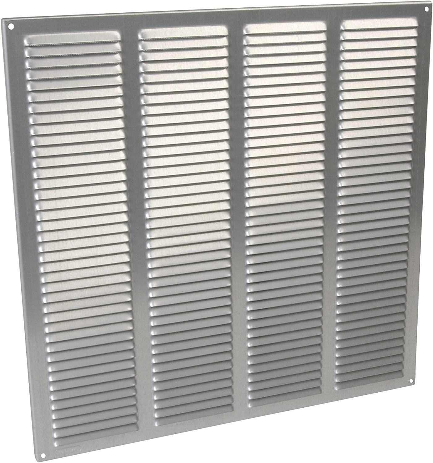 Nicoll 71704 Grille persienne alu gris 39x40 lm3940g