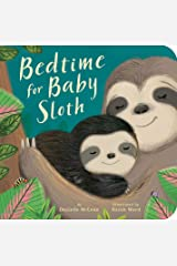 Bedtime for Baby Sloth Board book