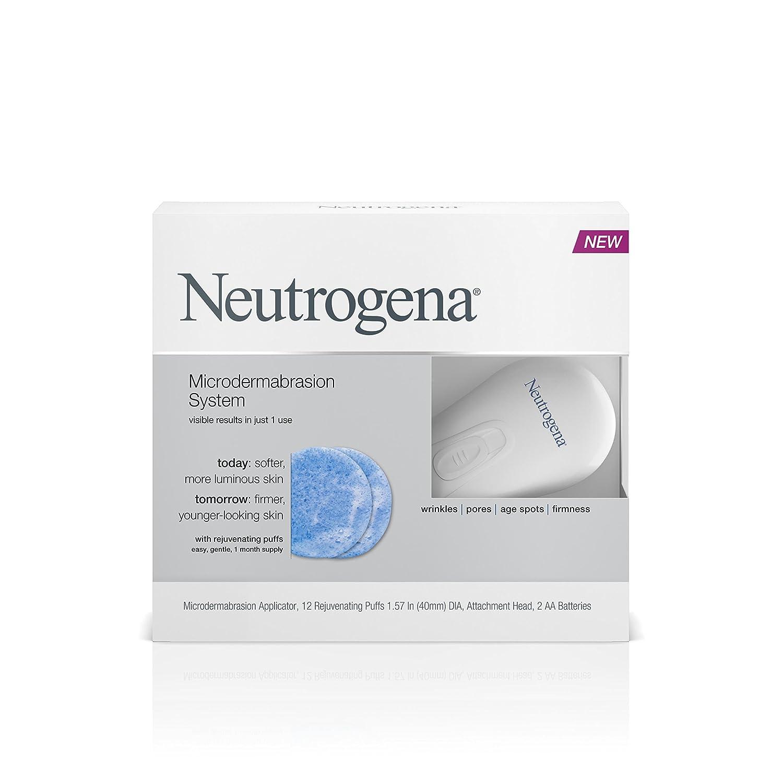 Microdermabrasion Starter Kit by Neutrogena
