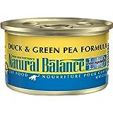 Natural Balance L.I.D. Limited Ingredient Diets Duck & Green Pea Formula Wet Cat Food