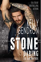 STONE (Daring the Kane Brothers) Kindle Edition