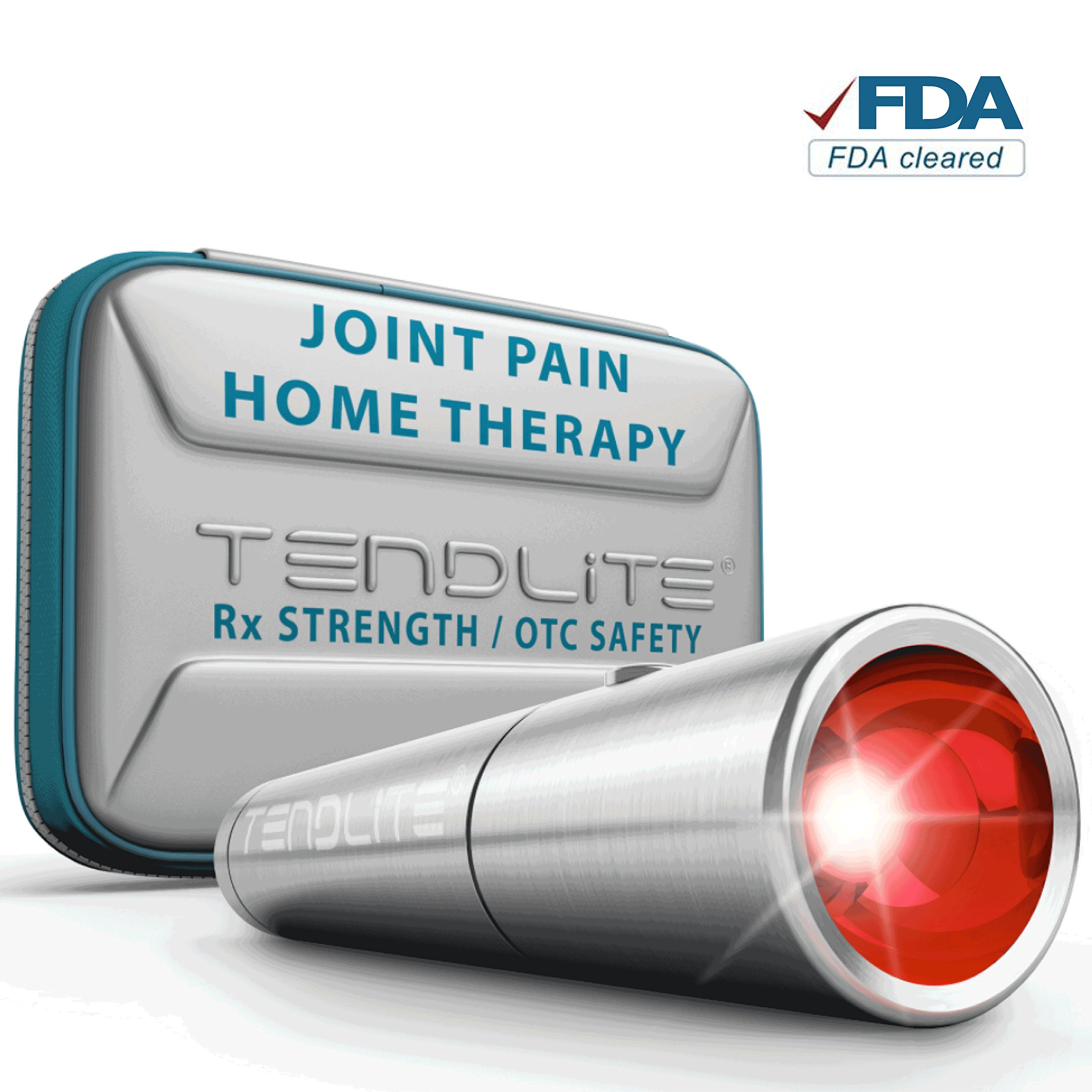Pain Relief Therapy TENDLITE® FDA Cleared Red LED Light Device Joint & Muscle Reliever MEDICAL GRADE by TENDLITE®