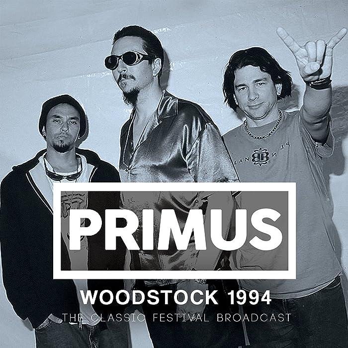 PRIMUS Woodstock 1994