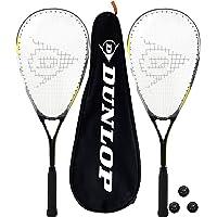 DUNLOP Biotec X-Lite Raqueta de Squash Series (Varias Opciones)