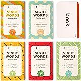 Think Tank Scholar 500+ Sight Words Flash Cards (Award-Winning) Bundle Pack   Preschool, Kindergarten, 1st, 2nd & 3rd Grade (