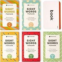 Think Tank Scholar 500+ Sight Words Flash Cards Bundle Kit (Preschool, Kindergarten, 1st, 2nd & 3rd Grade)