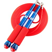 Buddy Lee Jump Ropes Rope Master Hyperformance Jump Rope. for Youth (12 & Over) & Adults. 04 US Olympic Team Official…