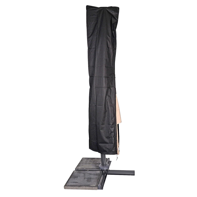 MW-Topshop - Custodia in polietilene per ombrellone con asta da 3, 5 mt