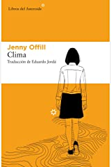 Clima (Libros del Asteroide nº 245) (Spanish Edition) Kindle Edition